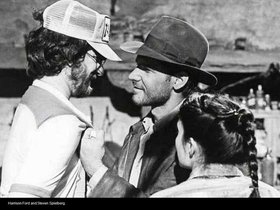 Tim Burton before a take, Planet of the Apes, Trona, California, 2001