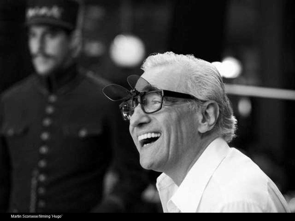 Federico Fellini directs Marcello Mastroianni