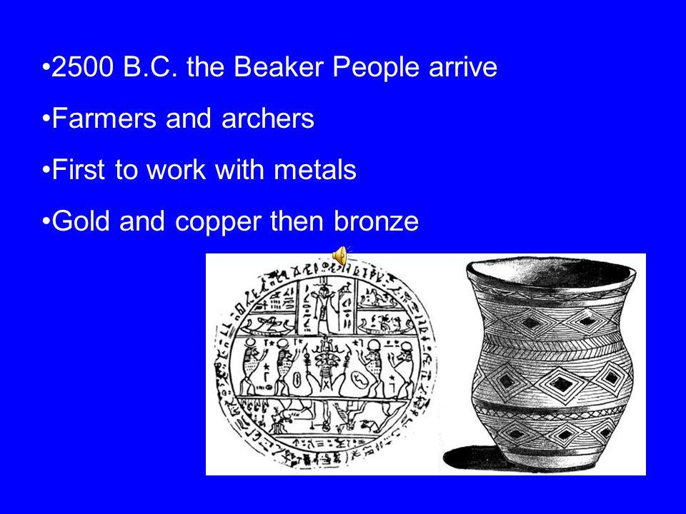 The Beaker People Austin Shoemaker Brit lit 11:00 8-31-10