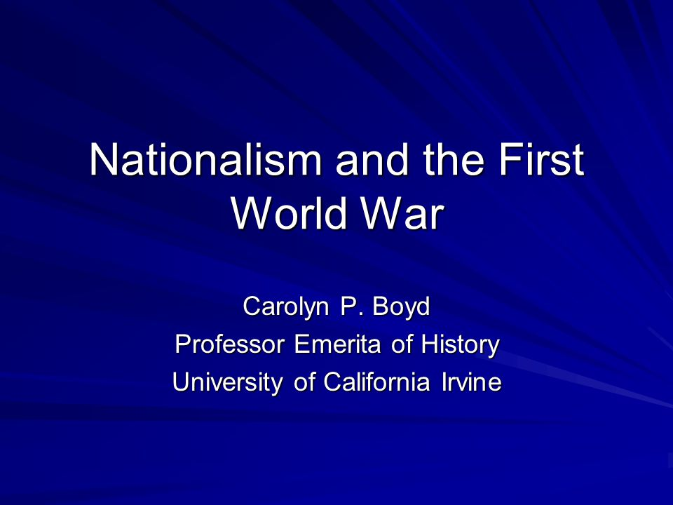 What is nationalism.Nationalism: two interpretations Constructed vs.
