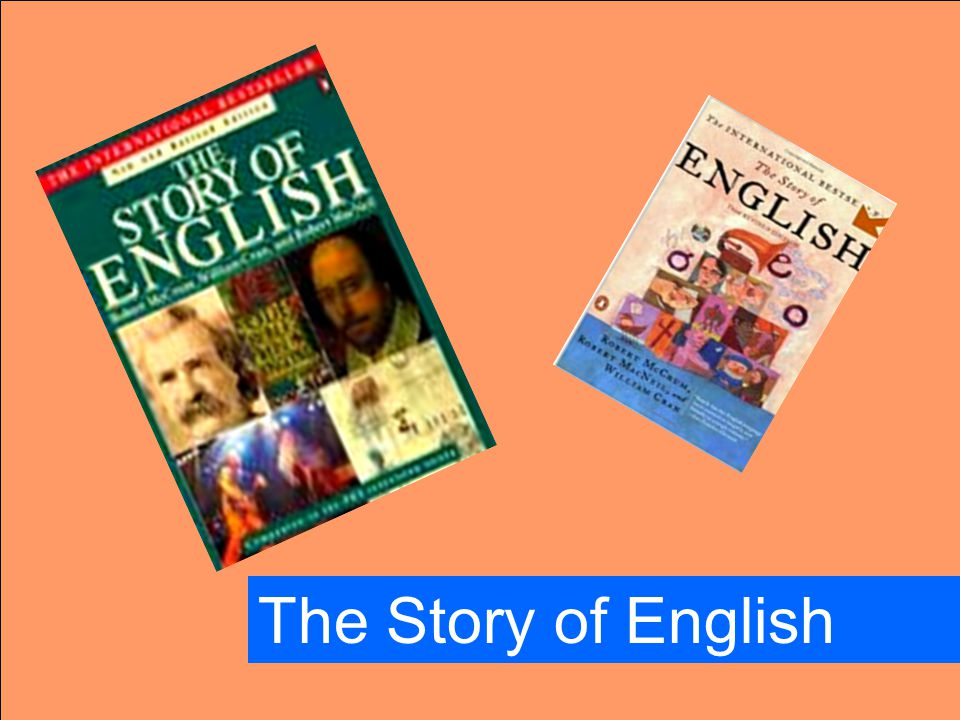 16 The Story of English