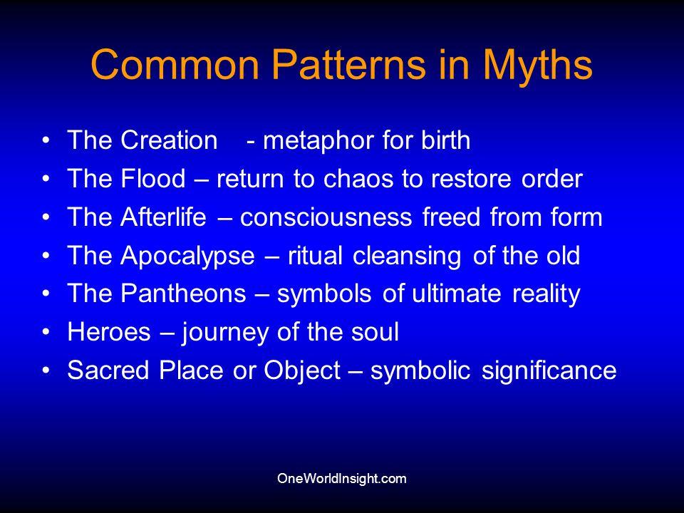 OneWorldInsight.com Why study world religions.