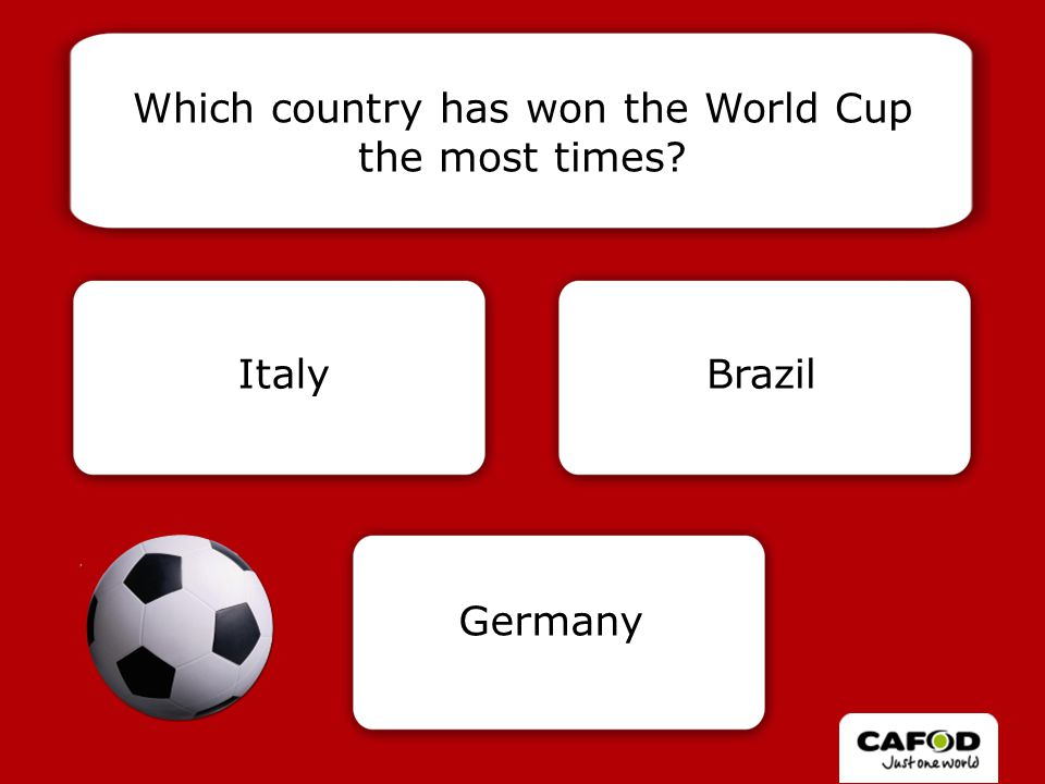 Correct The first World Cup was held in Uruguay in Latin America.