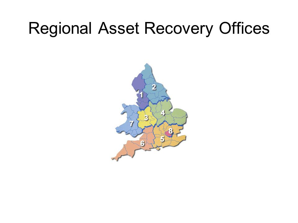 Regional Asset Recovery Offices