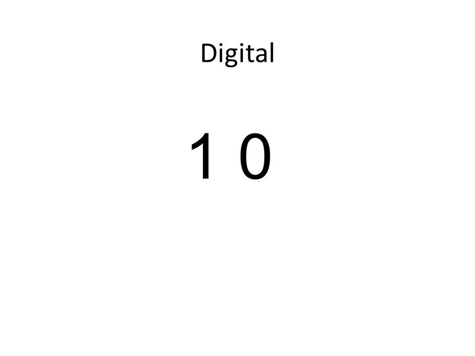 Digital 1 0