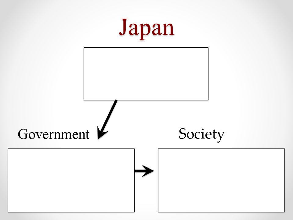 Japan Government Society
