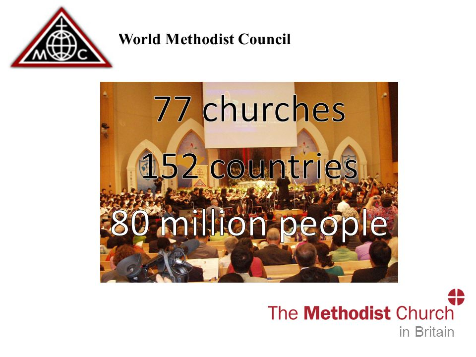 World Methodist Council in Britain