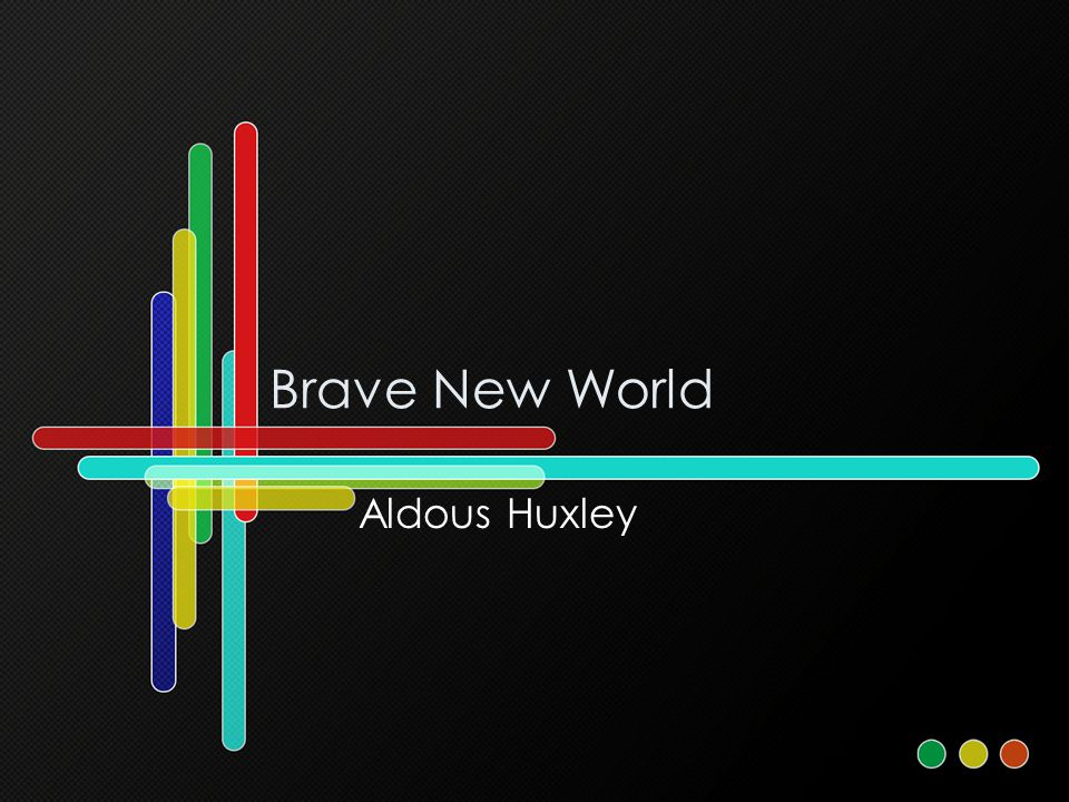 Brave New World Structure