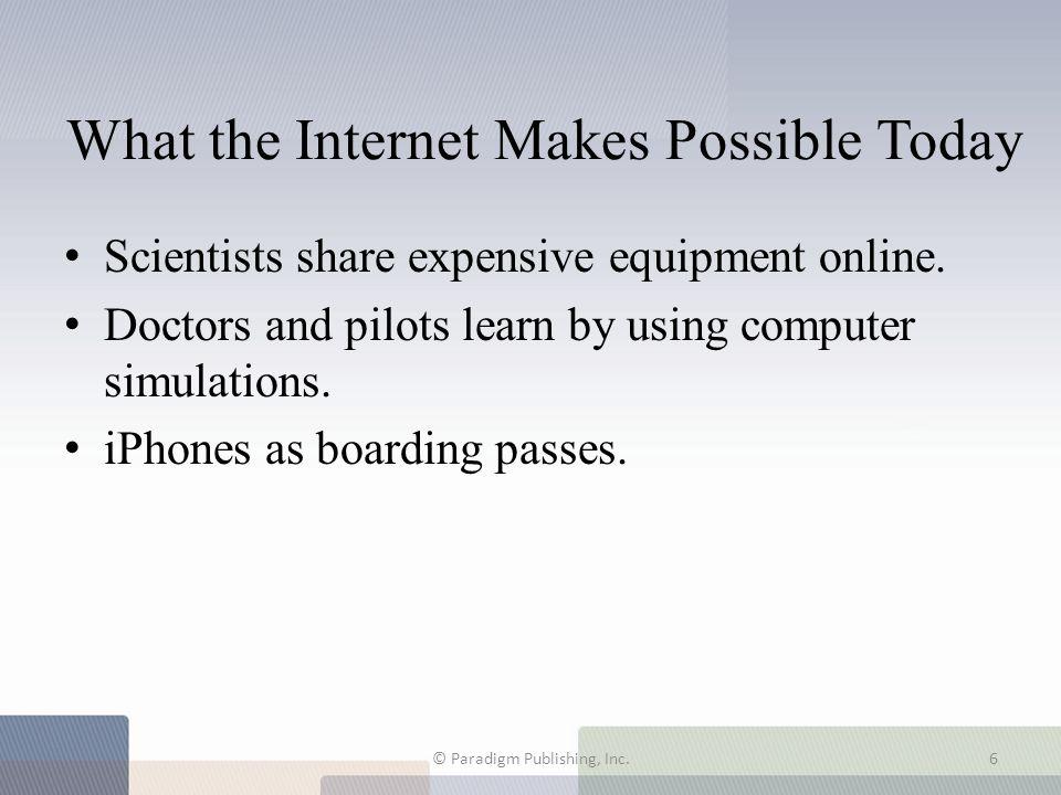 2.6 E-Commerce © Paradigm Publishing, Inc.47