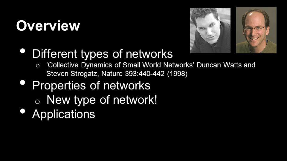 A Regular Network