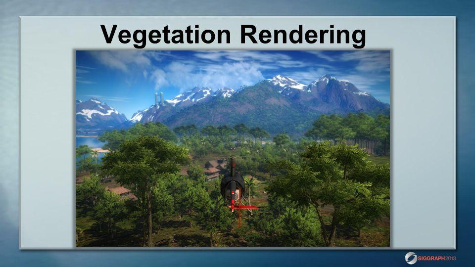 Vegetation Rendering