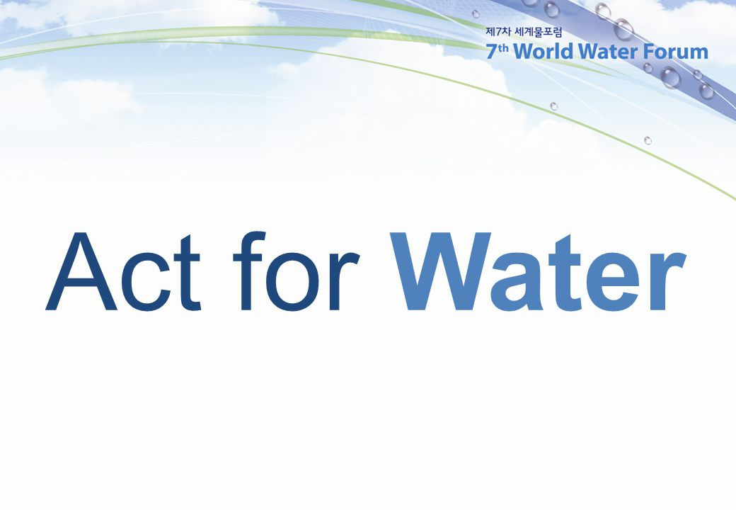 Act for Water