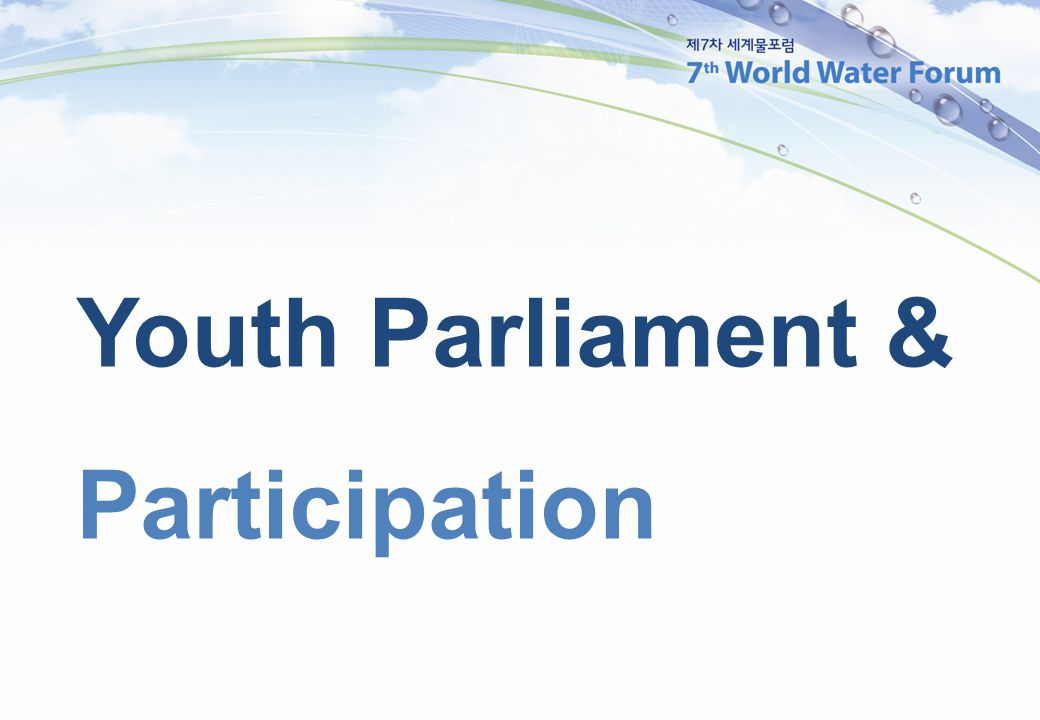 Youth Parliament & Participation
