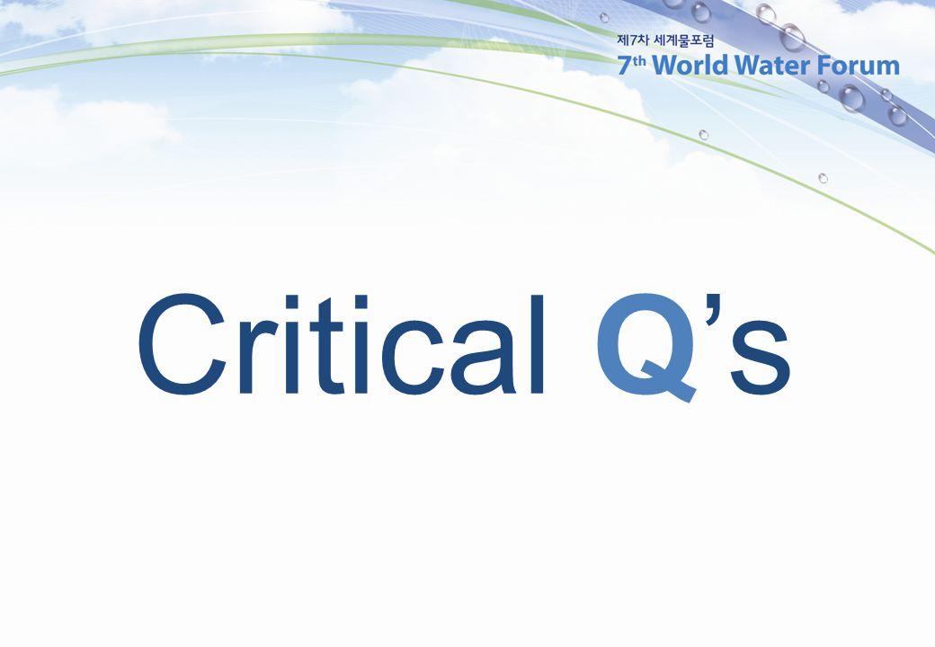 Critical Q's