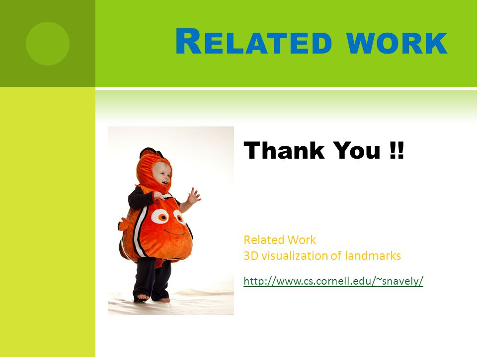 R ELATED WORK Thank You !.
