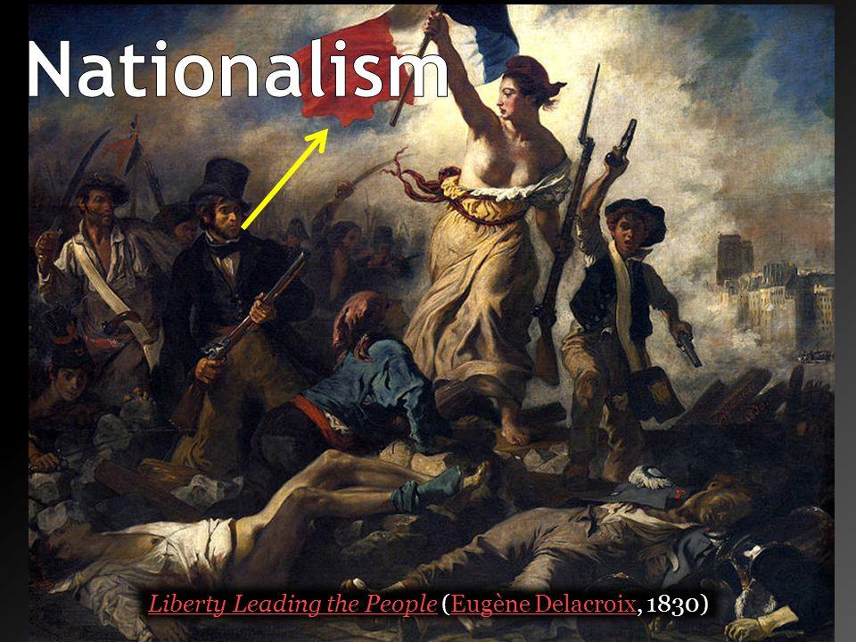 Liberty Leading the PeopleLiberty Leading the People (Eugène Delacroix, 1830)Eugène Delacroix