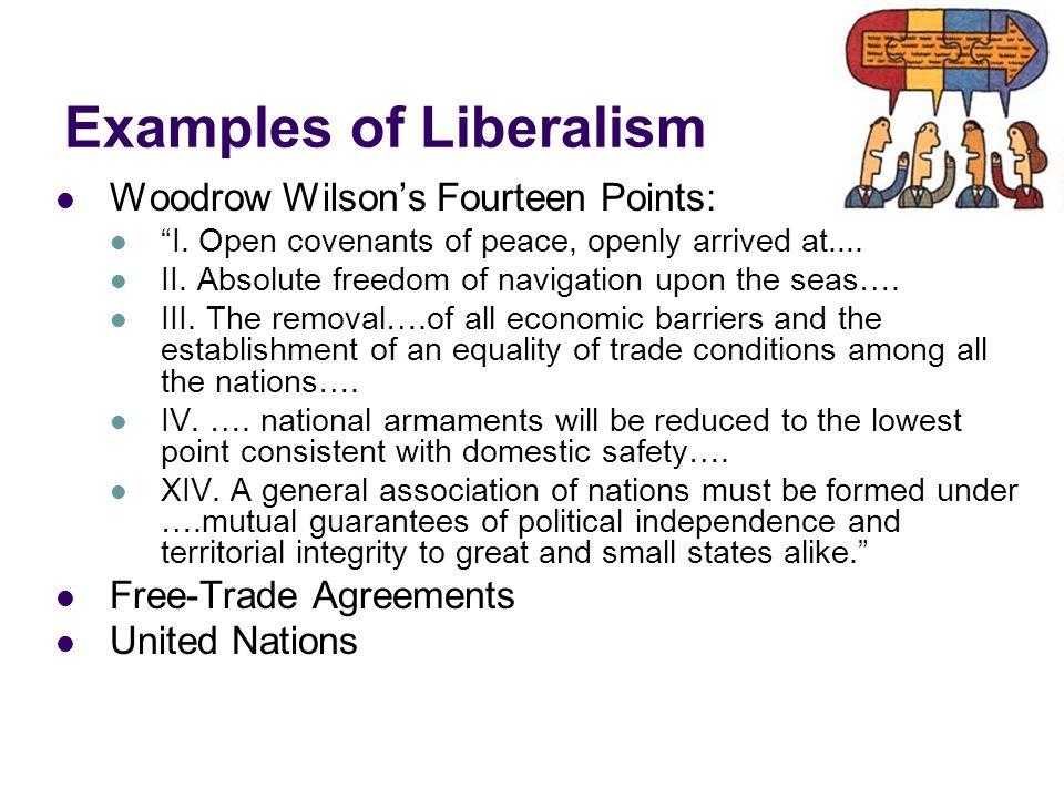 "b. Liberalism RealismLiberalism""Radicalism"" World System AnarchyCommunityHierarchy Key Actors StatesStates, IGOs, NGOs, Warlords Classes or Dominant G"