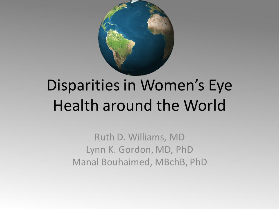 I HAVE NO FINANCIAL DISCLOSURES RELATED TO THIS TOPIC Ruth D. Williams, MD