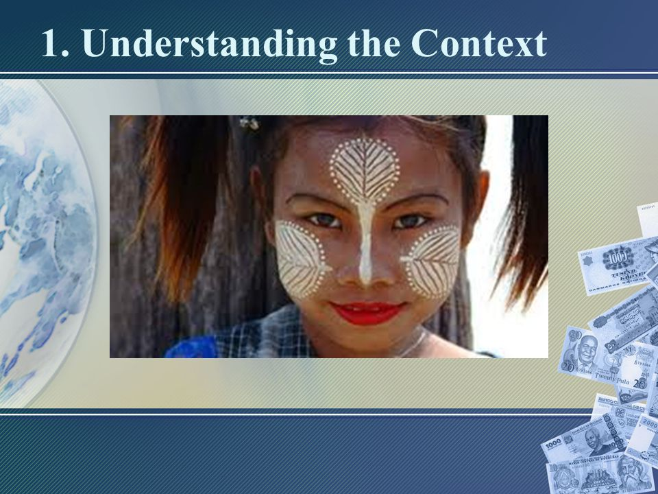 1. Understanding the Context