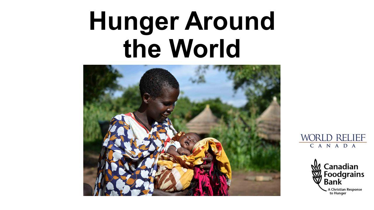 Hunger Around the World