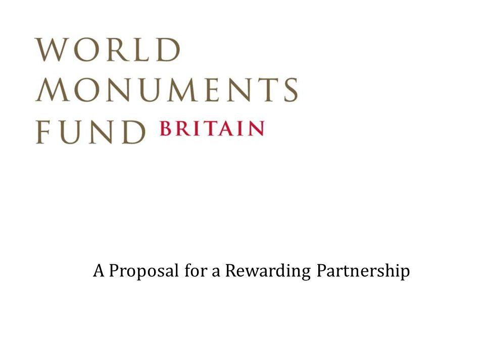 A Proposal for a Rewarding Partnership