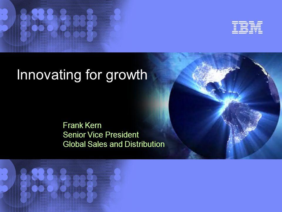© 2008 IBM Corporation 2 Change is inevitable