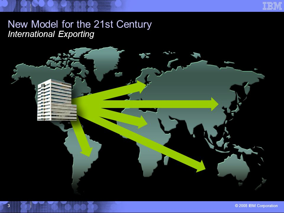 © 2008 IBM Corporation 14 Conclusions  The world is diversified  In the global economy, innovation is key  Mexico is well placed to drive innovation that matters