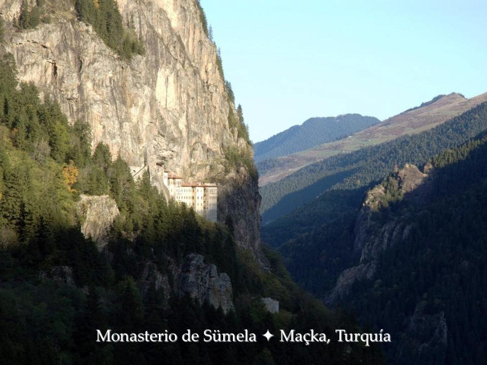 Monasterio de San Pablo  Monte Athos, Grecia