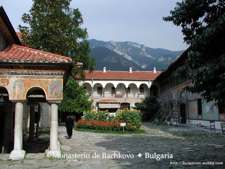 Monasterio de Agias Triadas  Grecia
