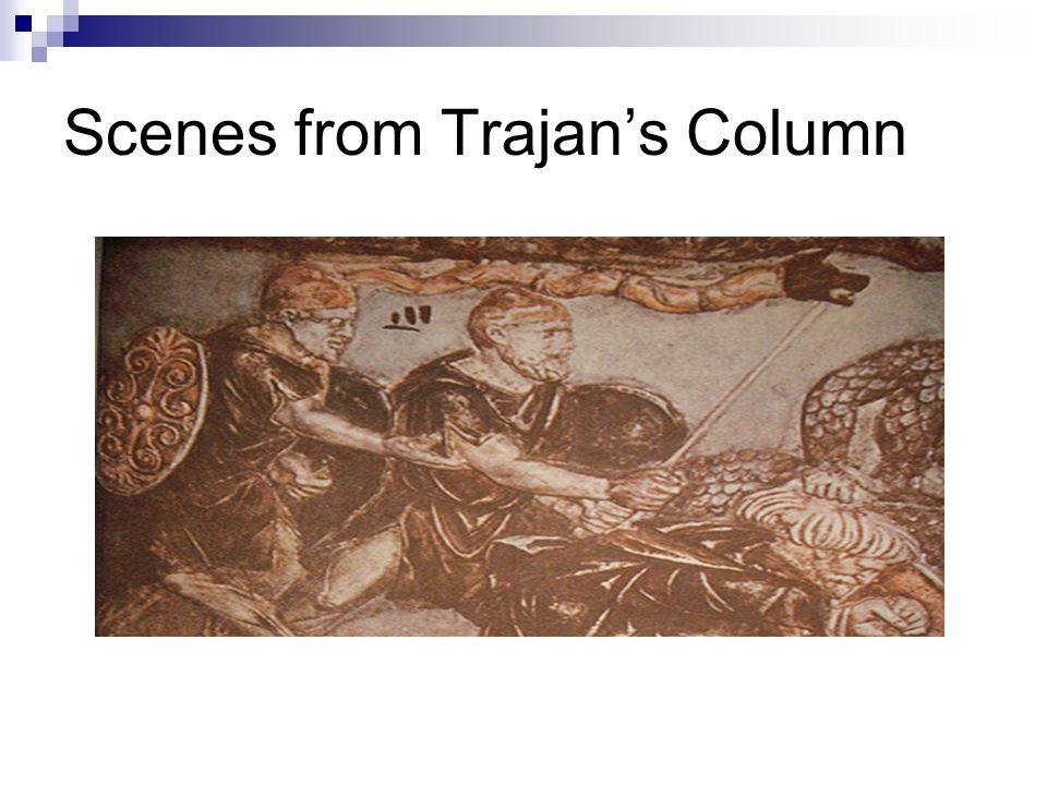 Scenes from Trajan's Column