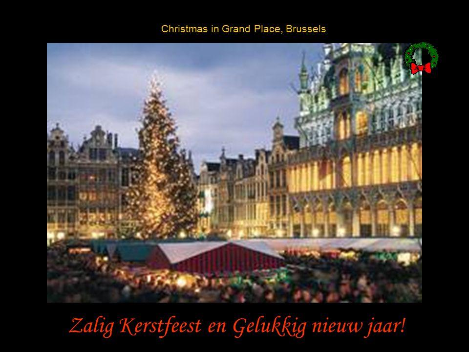 Christmas tree in Europe