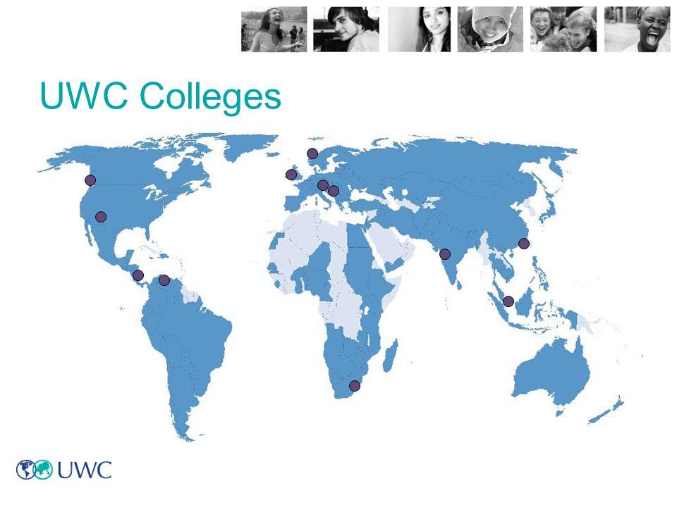 UWC Colleges