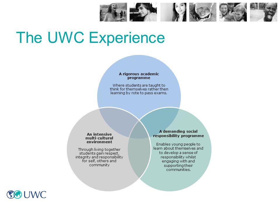 The UWC Experience