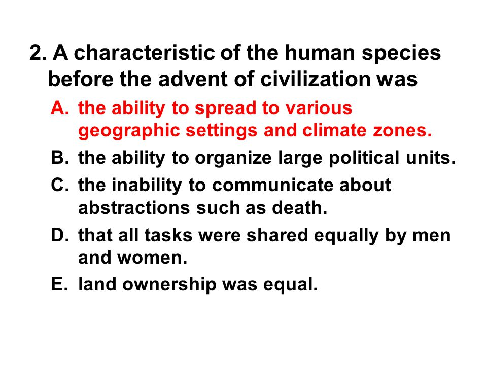 8.Why did the original inhabitants of Australia not develop agriculture.