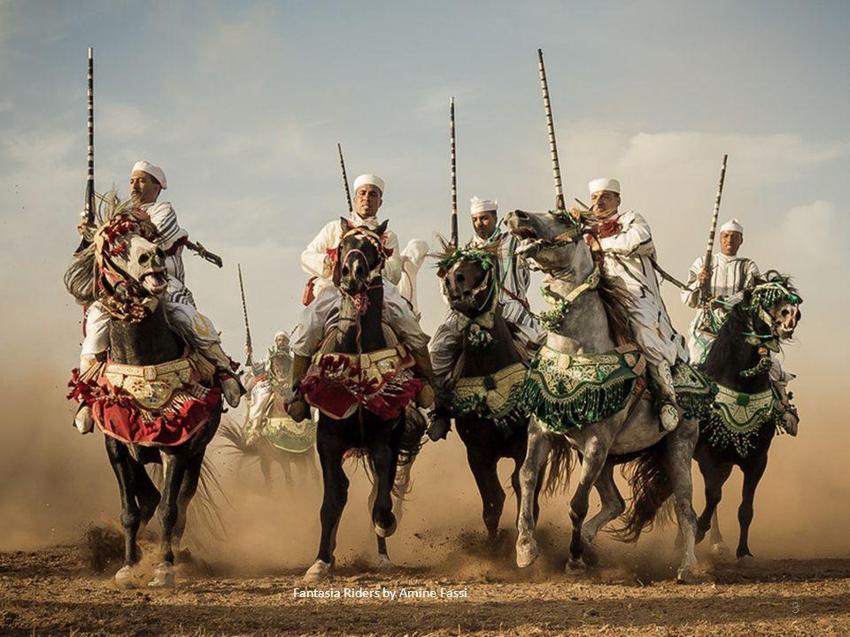 Fantasia Riders by Amine Fassi 3