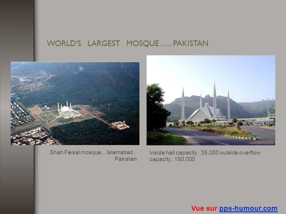 WORLD'S BIGGEST CHURCH BUILDING... NIGERIA Vue sur pps-humour.compps-humour.com