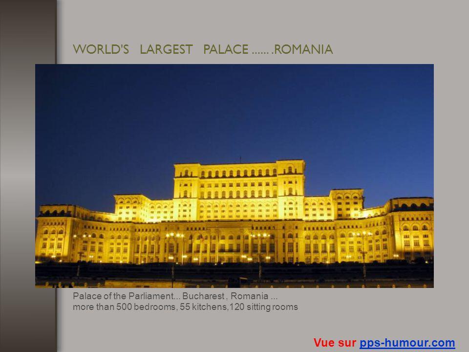 WORLD'S BIGGEST HOTEL... LAS VEGAS Vue sur pps-humour.compps-humour.com
