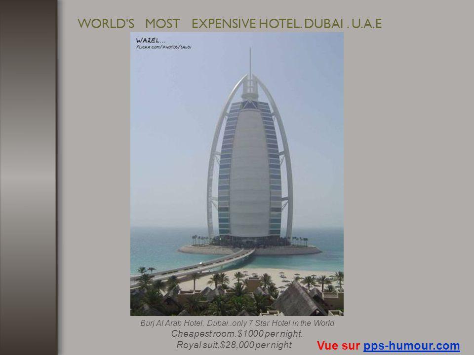 WORLD'S TALLEST BUILDING... DUBAI Vue sur pps-humour.compps-humour.com