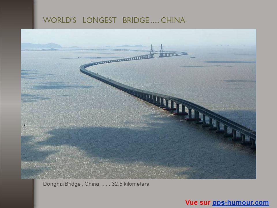 WORLD'S WIDEST BRIDGE.. AUSTRALIA Vue sur pps-humour.compps-humour.com