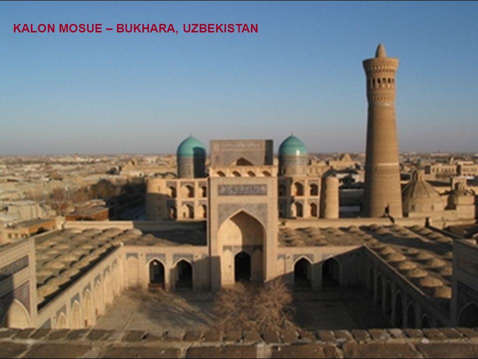 ISFAHAN MOSQUE - IRAN
