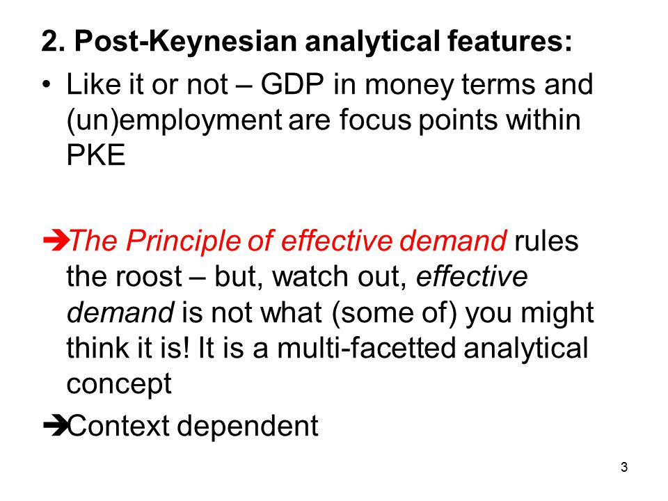 4 My preferred quote from Keynes's on Methodology: Economics is a science of thinking in terms of models joined to the art of choosing models which are relevant to the contemporary world.
