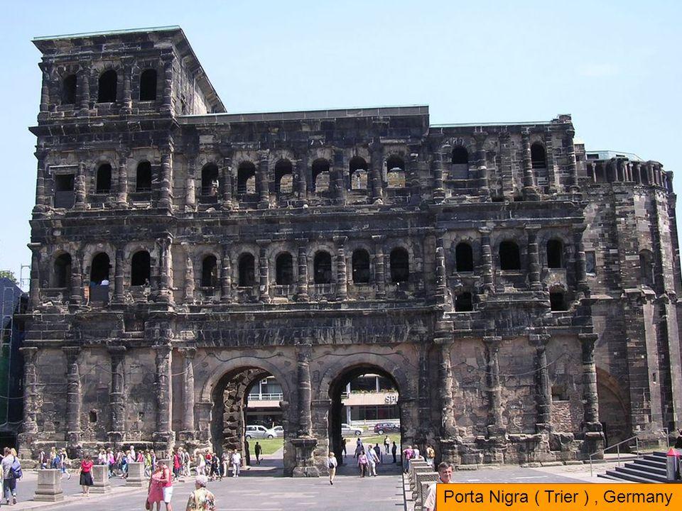 Porta Nigra ( Trier ), Germany
