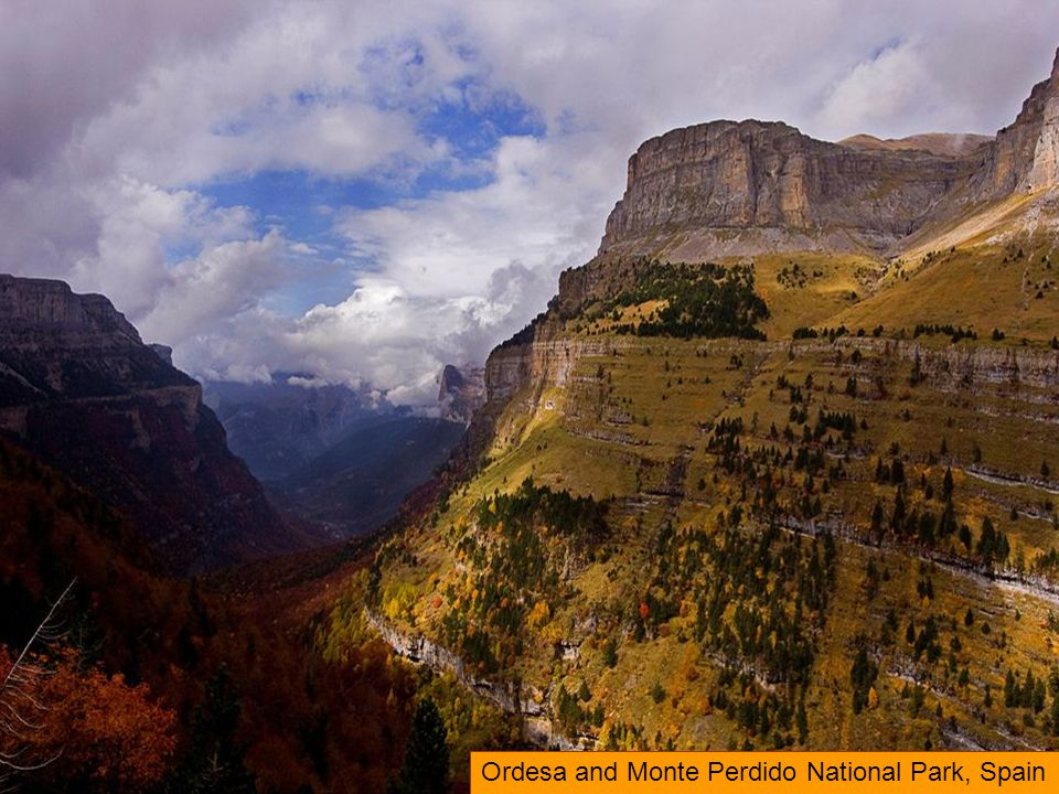Ordesa and Monte Perdido National Park, Spain