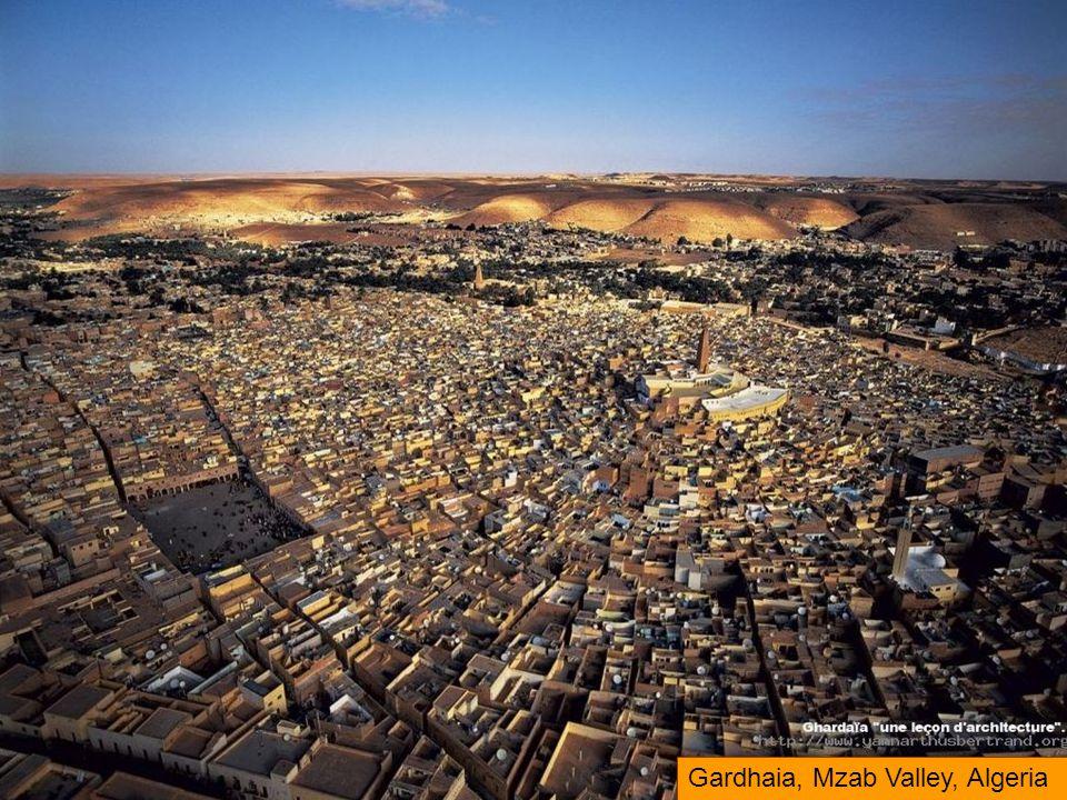 Gardhaia, Mzab Valley, Algeria