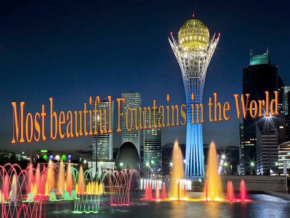 Song Fontain_Astana