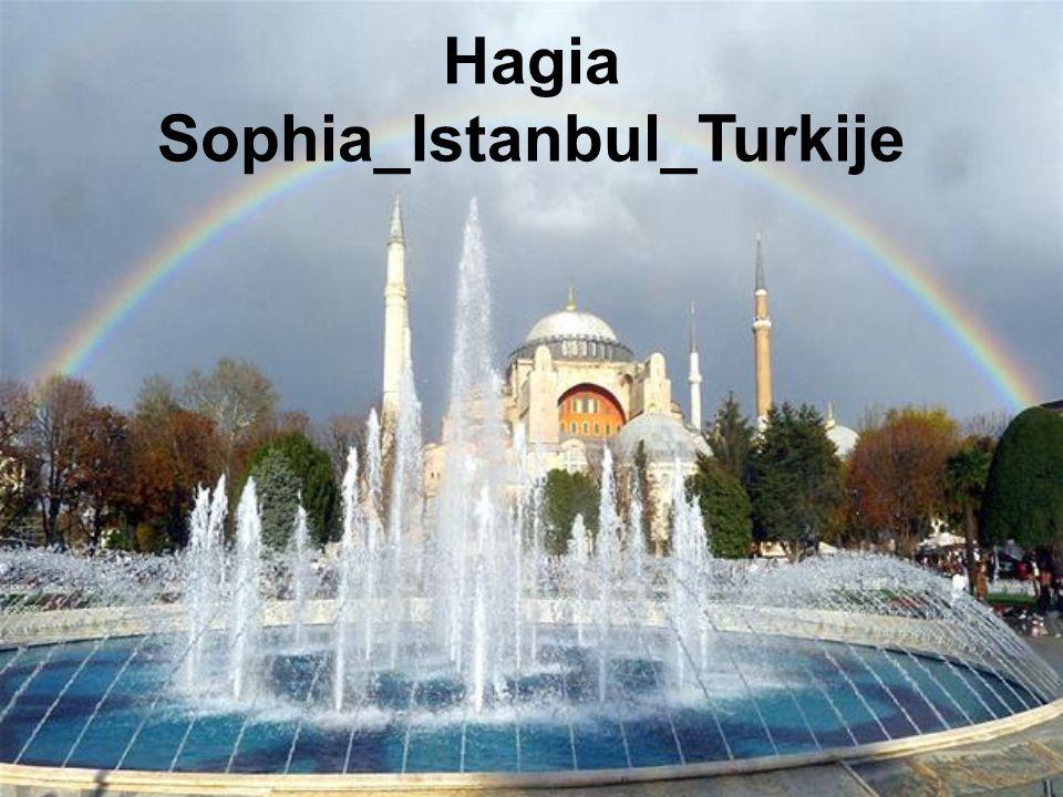 Hagia Sophia_Istanbul_Turkije