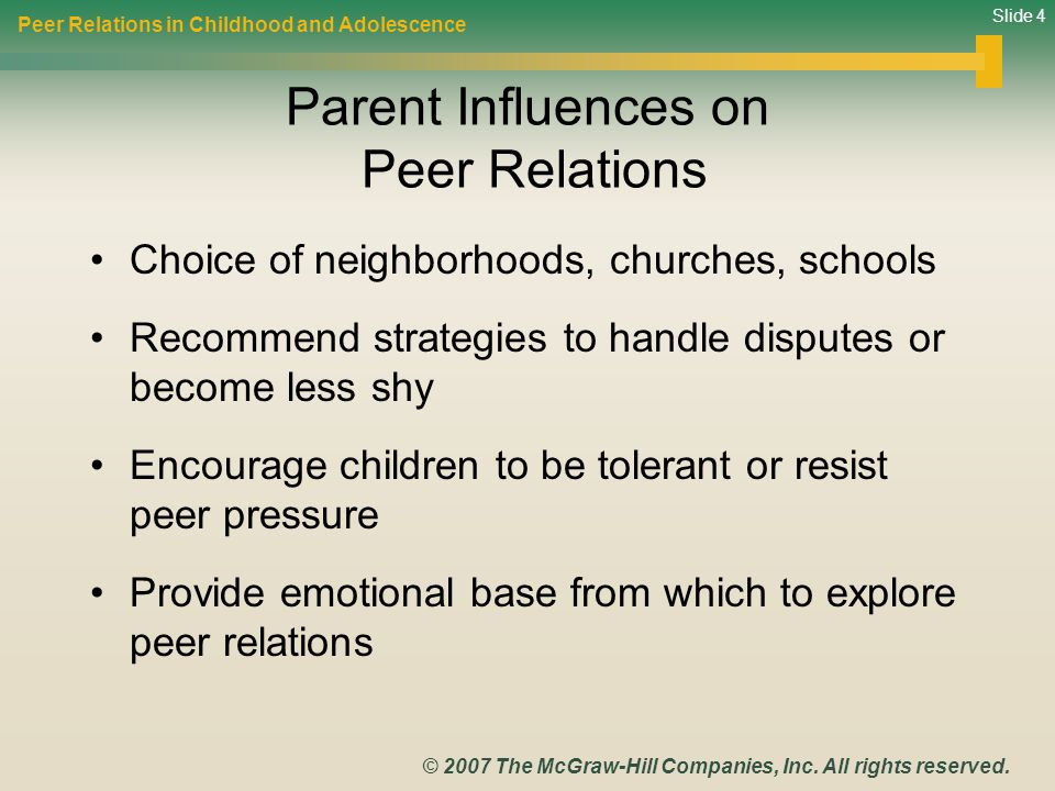 Slide 25 © 2007 The McGraw-Hill Companies, Inc.All rights reserved.