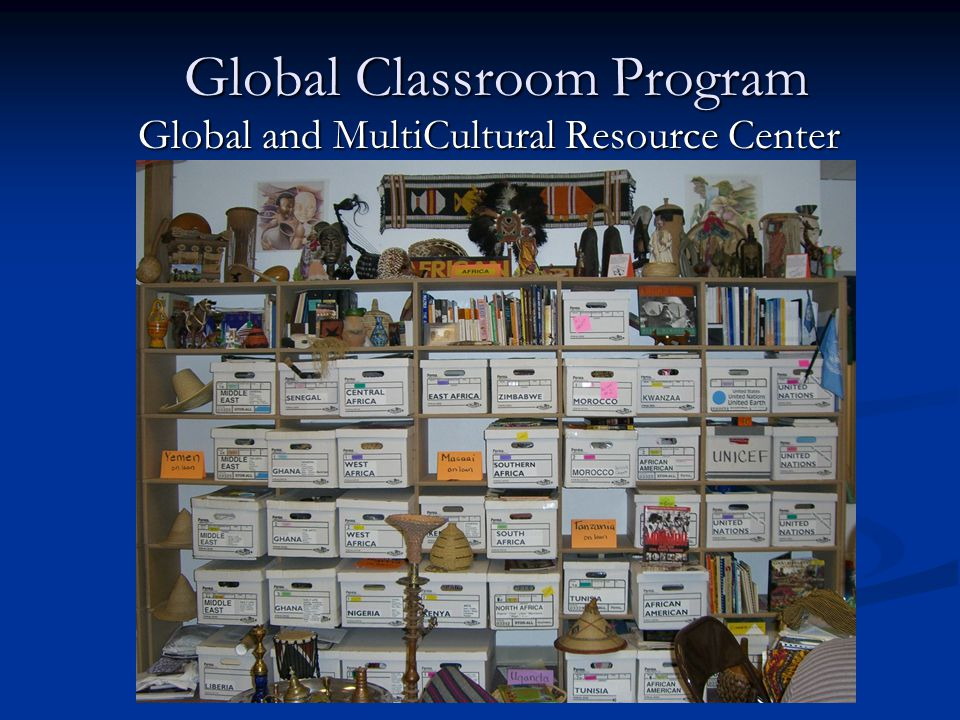Global and MultiCultural Resource Center