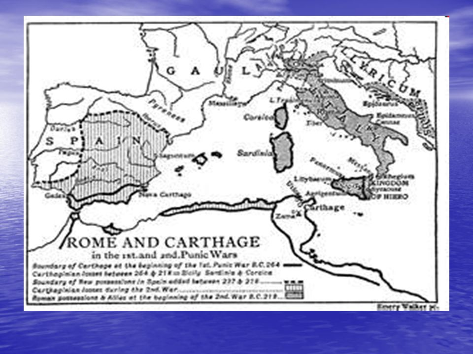 Punic Wars Second Punic War: 218 BC Second Punic War: 218 BC Hannibal Hannibal Crossing the Alps into Italy Crossing the Alps into Italy Laid waste to the countryside Laid waste to the countryside Wanted to win away Rome's allies – successful.