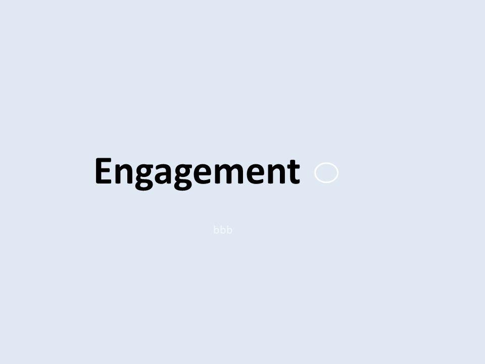Engagement bbb